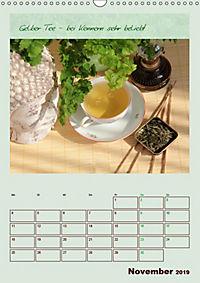 Meine Welt des Tees (Wandkalender 2019 DIN A3 hoch) - Produktdetailbild 11