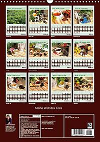 Meine Welt des Tees (Wandkalender 2019 DIN A3 hoch) - Produktdetailbild 13