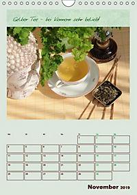 Meine Welt des Tees (Wandkalender 2019 DIN A4 hoch) - Produktdetailbild 11