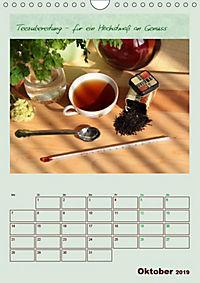 Meine Welt des Tees (Wandkalender 2019 DIN A4 hoch) - Produktdetailbild 10