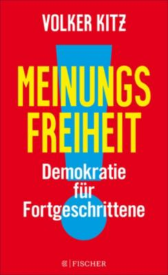 Meinungsfreiheit!, Volker Kitz
