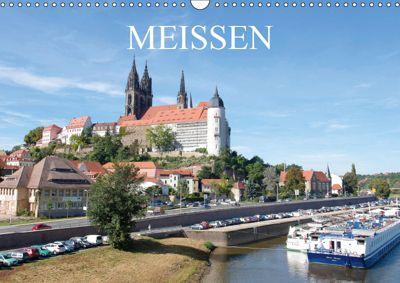 Meißen (Wandkalender 2019 DIN A3 quer), Veit Schagow