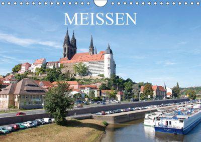 Meißen (Wandkalender 2019 DIN A4 quer), Veit Schagow