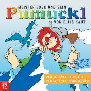 Meister Eder und sein Pumuckl, Folge 12: Pumuckl und die Bergtour - Pumuckl und die Schatzsucher, Ellis Kaut
