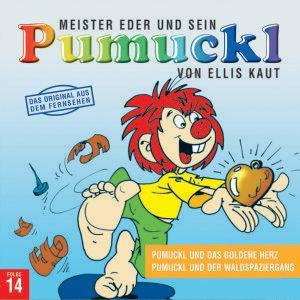 Meister Eder und sein Pumuckl, Folge 14: Pumuckl und das goldene Herz - Pumuckl und der Waldspaziergang, Ellis Kaut