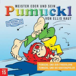 Meister Eder und sein Pumuckl, Folge 15: Pumuckl und der Finderlohn - Pumuckl und die Kartenspieler, Ellis Kaut