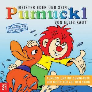 Meister Eder und sein Pumuckl, Folge 21: Pumuckl und die Gummi-Ente - Der Blutfleck auf dem Stuhl, Ellis Kaut