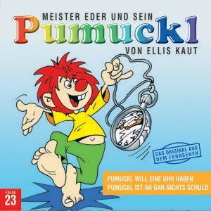 Meister Eder und sein Pumuckl, Folge 23: Pumuckl will eine Uhr haben - Pumuckl ist an gar nichts schuld, Ellis Kaut