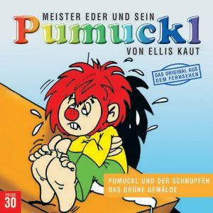 Meister Eder und sein Pumuckl, Folge 30: Pumuckl und der Schnupfen - Das grüne Gemälde, Ellis Kaut