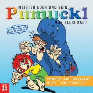 Meister Eder und sein Pumuckl, Folge 34: Pumuckl auf Hexenjagd - Hilfe-Eine Aushilfe, Ellis Kaut