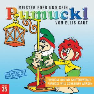 Meister Eder und sein Pumuckl, Folge 35: Pumuckl und die Gartenzwerge - Pumuckl will Schreiner werden, Ellis Kaut