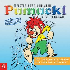 Meister Eder und sein Pumuckl, Folge 37: Der verstauchte Daumen - Das Parfümfläschchen, Ellis Kaut