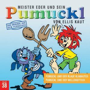 Meister Eder und sein Pumuckl, Folge 38: Pumuckl und der blaue Klabauter - Pumuckl und der Wellensittich, Ellis Kaut