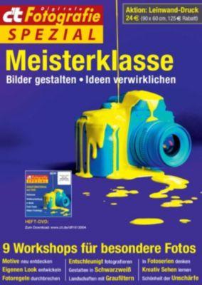 Meisterklasse: c't Fotografie Spezial: Meisterklasse Edition 2, c't-Redaktion, c't-Fotografie-Redaktion