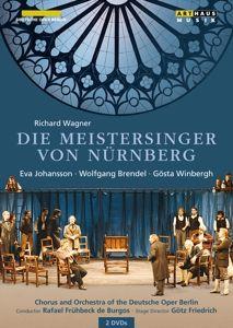 Meistersinger Von Nürnberg, De Burgos, Brendel, Halem, Griffith