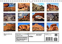 Meisterwerke aus Stein (Wandkalender 2019 DIN A4 quer) - Produktdetailbild 13