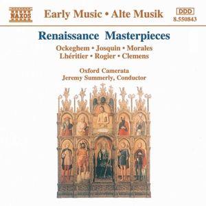 Meisterwerke Der Renaissance, J. Summerly, Oxford Camerata