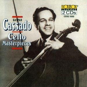 Meisterwerke Für Cello, Various Orchestras Gaspar Cassado