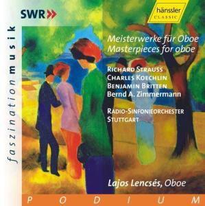 Meisterwerke Für Oboe, Lajos Lencses, Rso Stuttgart