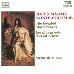 Meisterwerke Für Viola, Spectre De La Rose