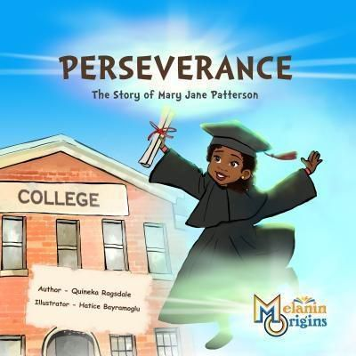 Melanin Origins LLC: Perseverance, Quineka Ragsdale