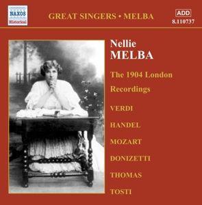 Melba:Complete Works, Nellie Melba