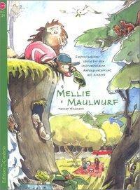 Mellie Maulwurf, m. Audio-CD, Hannah Witzmann