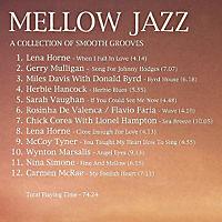 Mellow Jazz, CD - Produktdetailbild 1