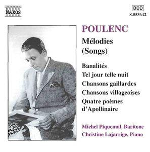 Melodien, Michel Piquemal, Chr. Lajarrige