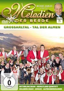 Melodien Der Berge-Grossarlta, Diverse Interpreten