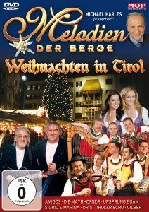 Melodien Der Berge-Weihnachten, Diverse Interpreten