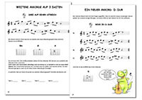Melodien und Lieder begleiten auf der Gitarre, Band 1 - Produktdetailbild 2