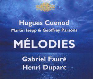 Melodies, Hugues Cuenod, Isepp, Parsons