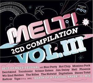 Melt! III, Diverse Interpreten