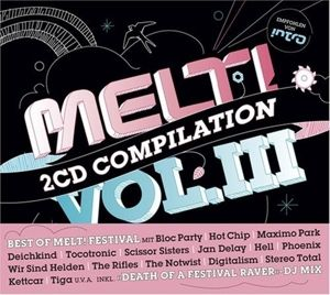 Melt! III, Diverse Interpreten