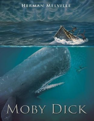 Melville, H: Moby Dick, Hermann Melville