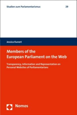 Members of the European Parliament on the Web, Jessica Kunert