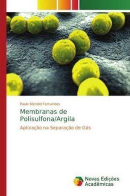 Membranas de Polisulfona/Argila, Paulo Mendel Fernandes