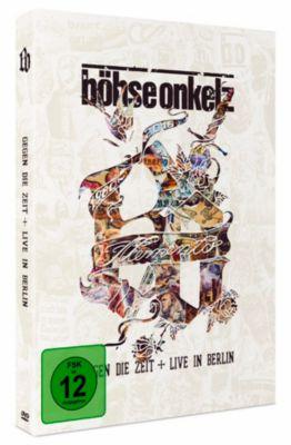 Memento - Gegen die Zeit + Live in Berlin (3 DVDs), Böhse Onkelz