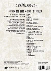 Memento - Gegen die Zeit + Live in Berlin (3 DVDs) - Produktdetailbild 1