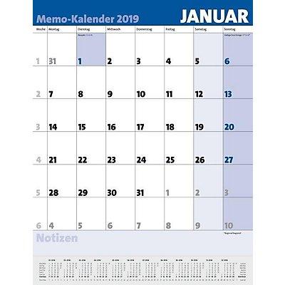 Memo Kalender 2019 Kalender Gunstig Bei Weltbild At Bestellen