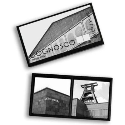 Memo-Spiel - Essen/Ruhr. Mit eindrucksvollen Stadtfotografien - für Design- und Architekturliebhaber, Amelie von Oppen