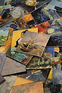 Memo - Vincent van Gogh - Produktdetailbild 1