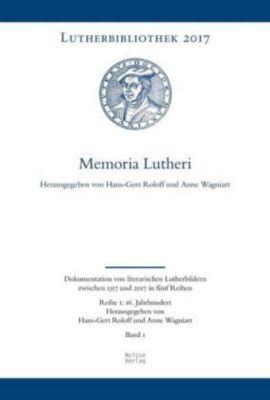 Memoria Lutheri -  pdf epub