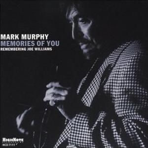 Memories Of You, Mark Murphy