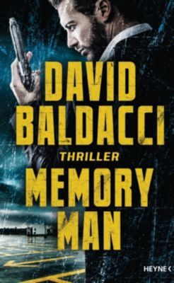 Memory Man, David Baldacci