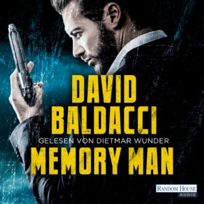 Memory Man, David Baldacci