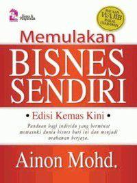 Memulakan Bisnes Sendiri, Ainon Mohd