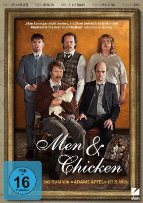 Men & Chicken, Diverse Interpreten