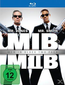 Men In Black & Men In Black II